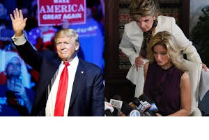Deluge of sexual accusations against Donald Trump