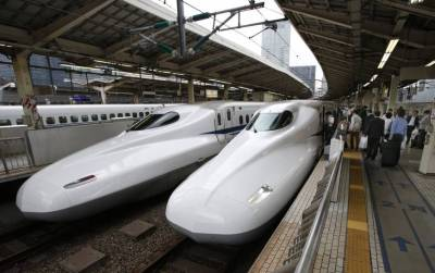 Japan Wants To Be The King Of The Roads With This High-Speed Train